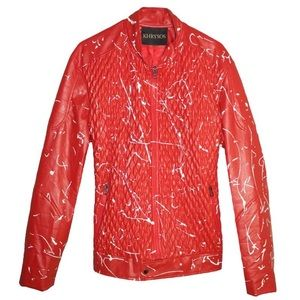 buy popular e37ed 6b6a4 Urban Infusion Rojo Leather.